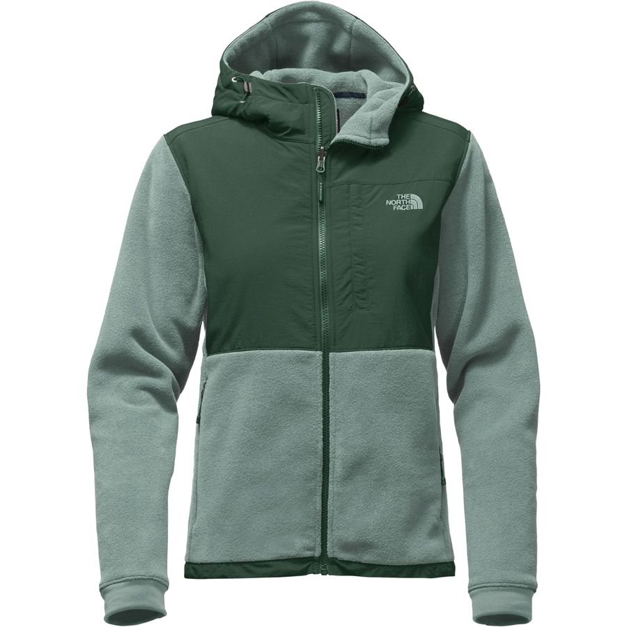 The North Face Denali 2 Hooded Fleece Jacket - Women's - Up to 70 ...