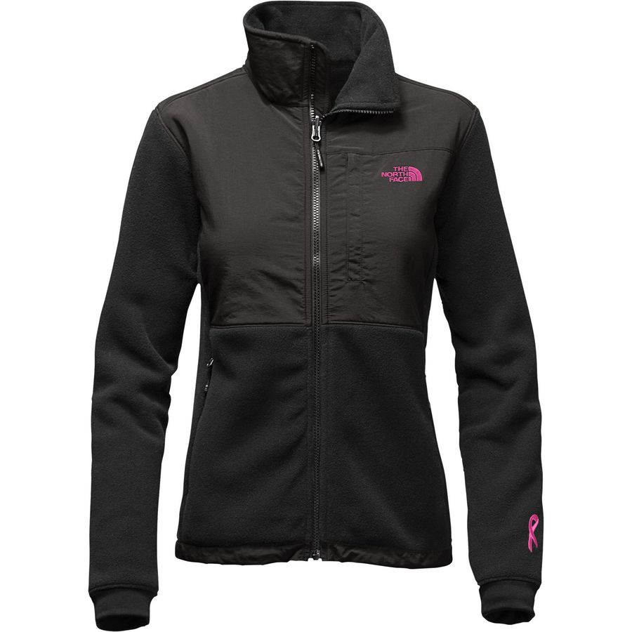 The North Face Pink Ribbon Denali 2 Jacket - Womens