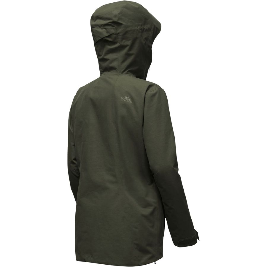 The North Face Nfz Insulated Jacket Women S
