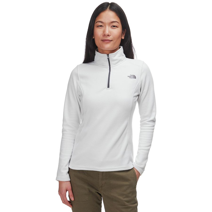 d47cbcd94 The North Face Glacier 1/4-Zip Fleece Pullover - Women's | Steep & Cheap