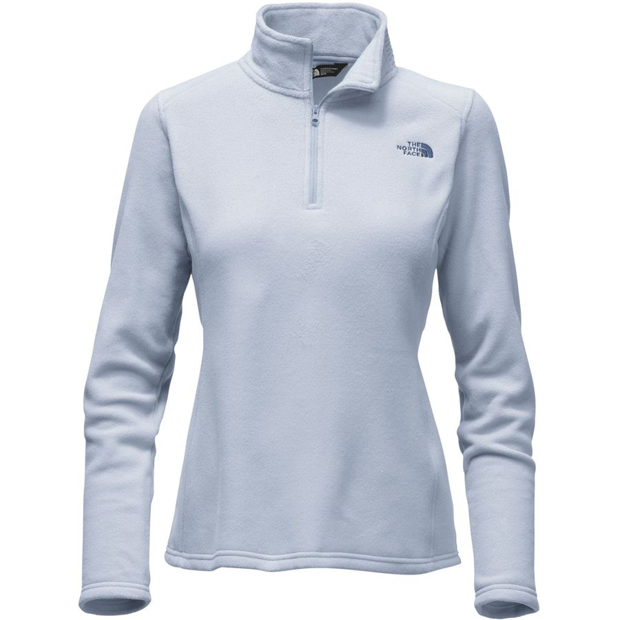 The North Face Glacier 1/4-Zip Fleece Pullover - Womens