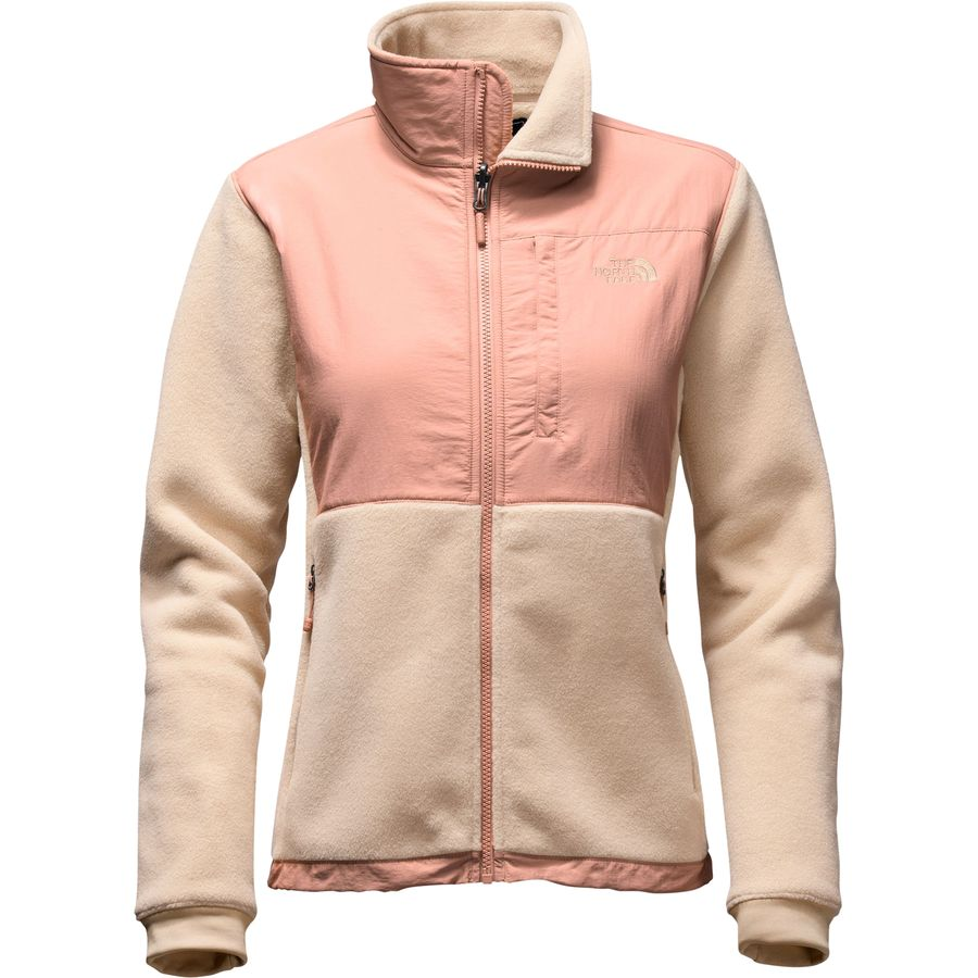 North face fleece jackets for women