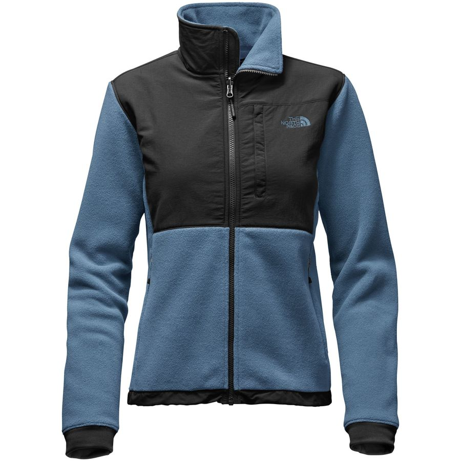 North face denali fleece jacket women