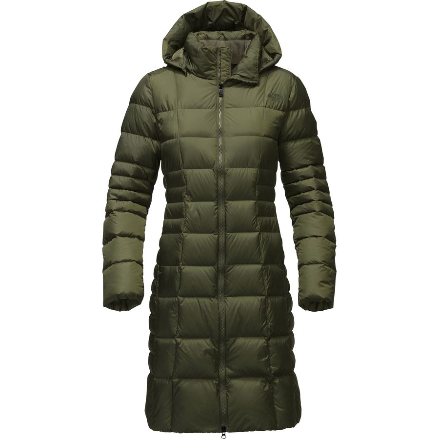 Down Filled Womens Coats