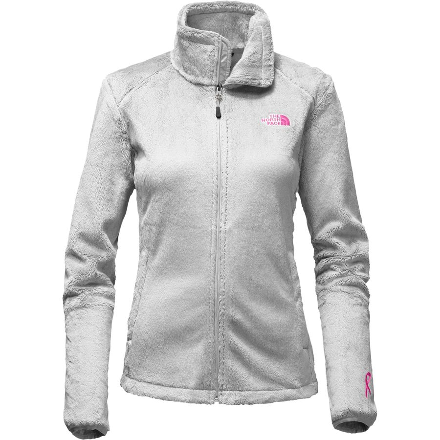 The North Face Pink Ribbon Osito 2 Jacket - Women's | Backcountry.com