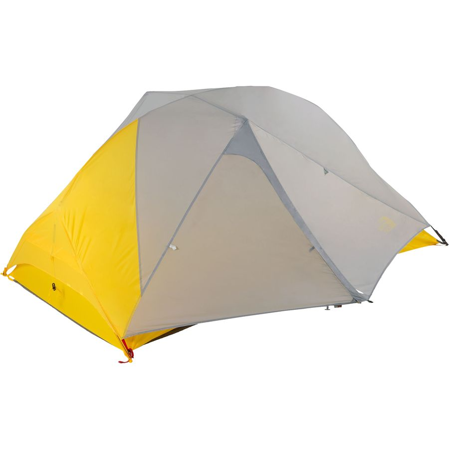The North Face - Fusion 2 Tent 2-Person 3-Season - Canary  sc 1 st  Backcountry.com & The North Face Fusion 2 Tent: 2-Person 3-Season | Backcountry.com
