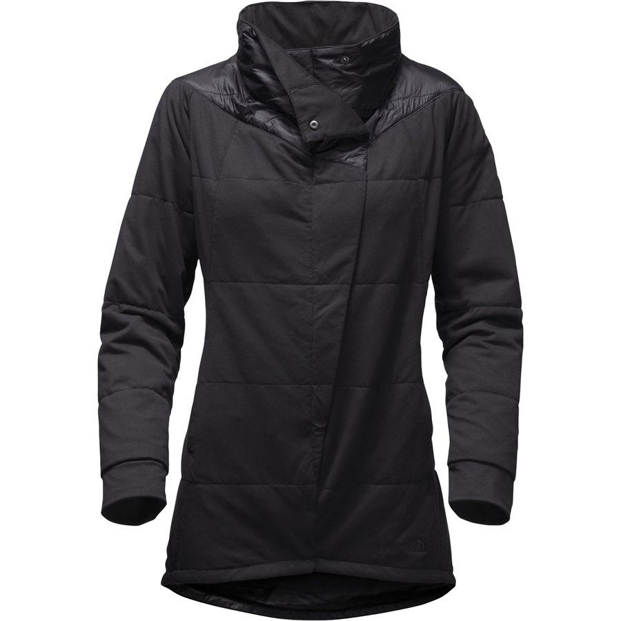 Womens long jackets