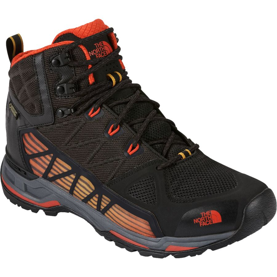 The North Face Ultra Gtx Surround Mid Women S Hiking Shoes