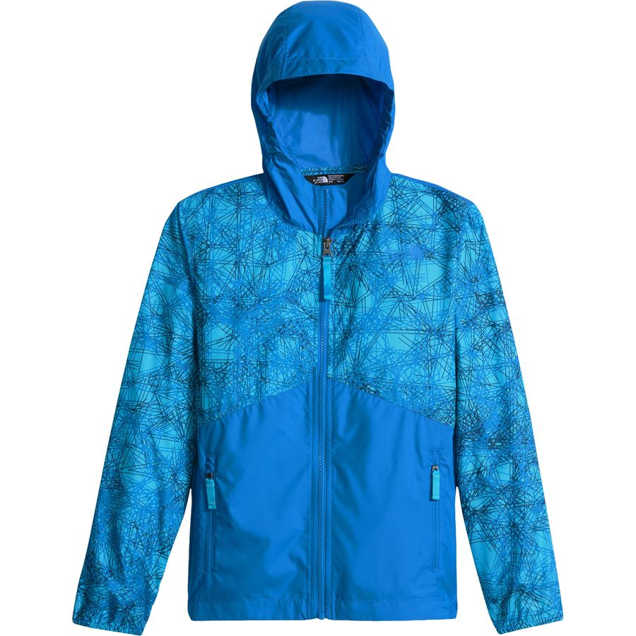 51ab20accad8 The North Face Flurry Wind Hooded Jacket - Boys