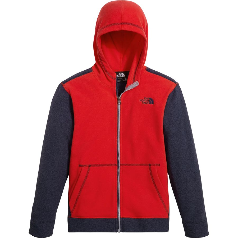 Kmart has fleece clothing for boys. They'll stay warm when temperatures drop with cozy fleece looks.