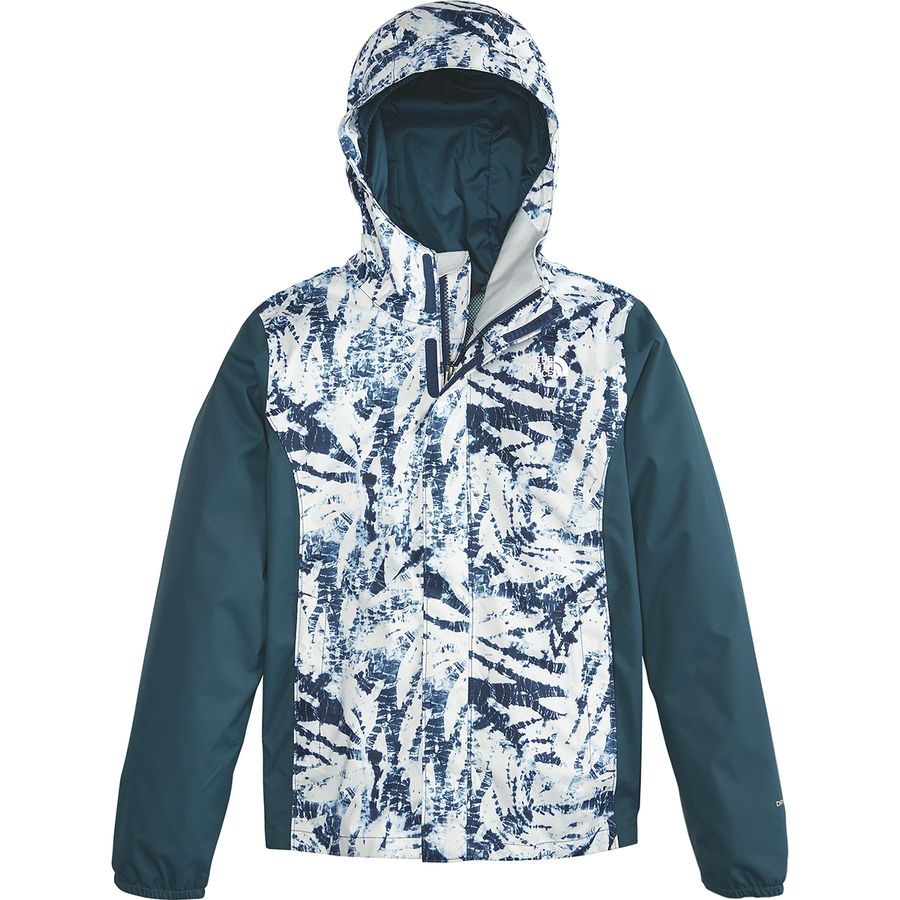 North Face Teal Jacket