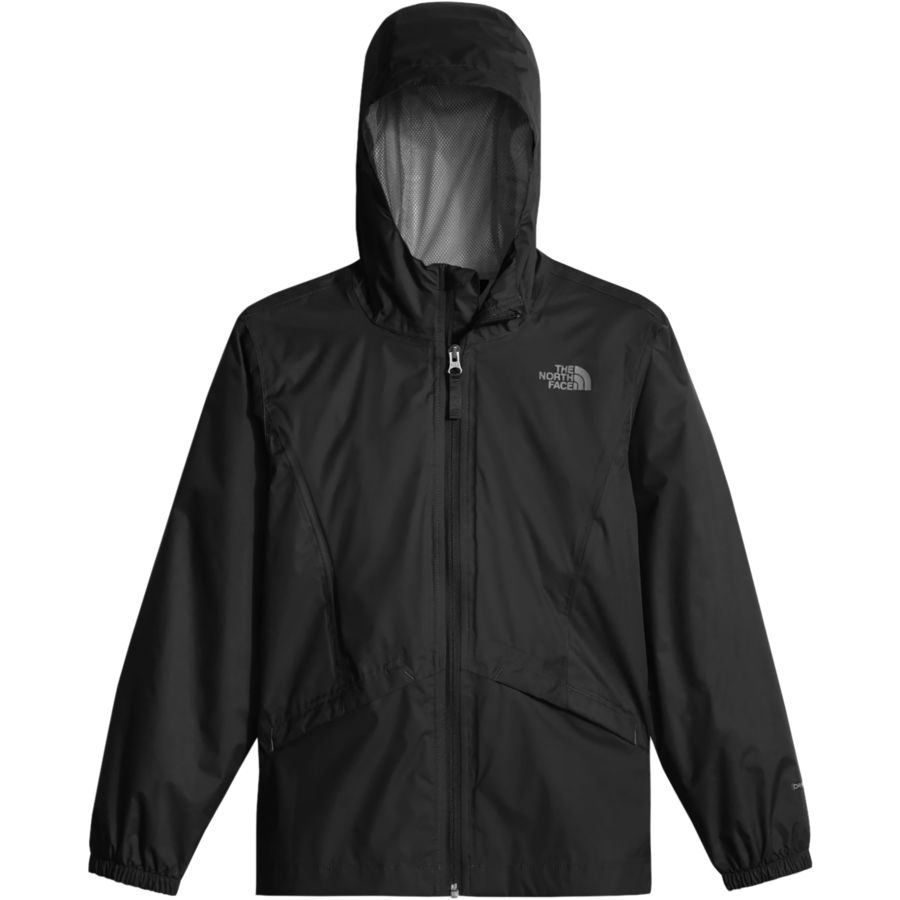 44e0a5ae The North Face Zipline Rain Jacket - Girls' | Steep & Cheap