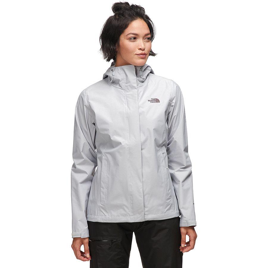 The North Face - Venture 2 Jacket - Women's - Tnf Light Grey Heather