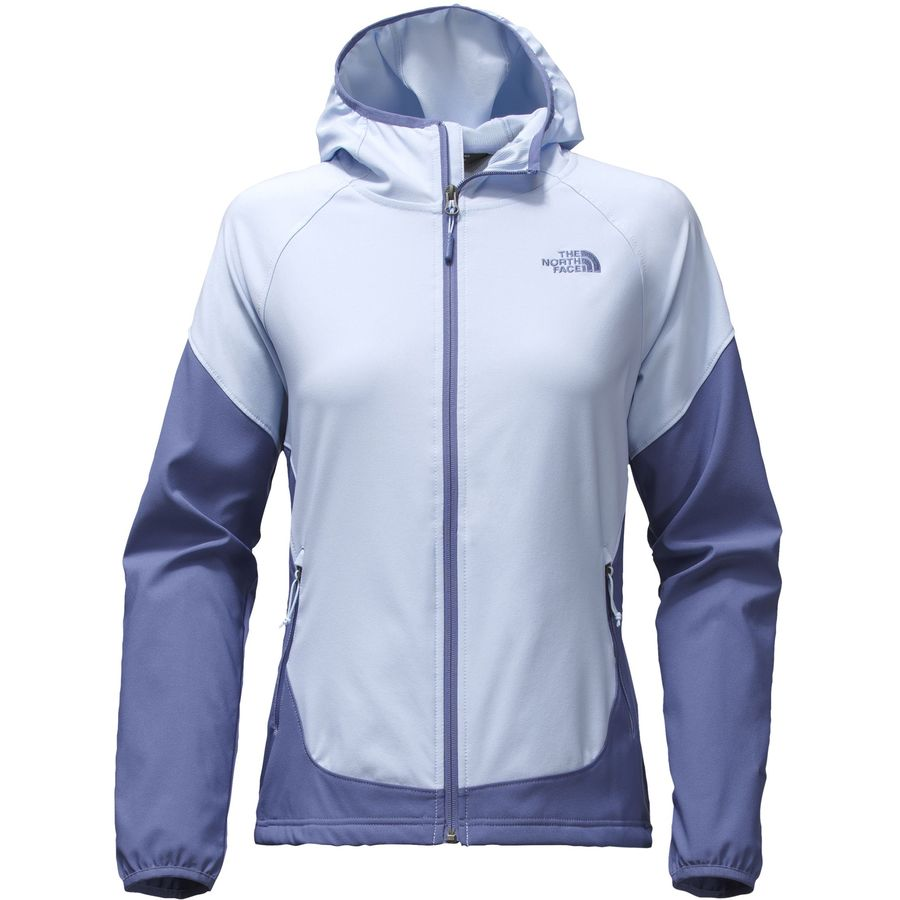 the north face nimble hooded softshell jacket women 39 s. Black Bedroom Furniture Sets. Home Design Ideas
