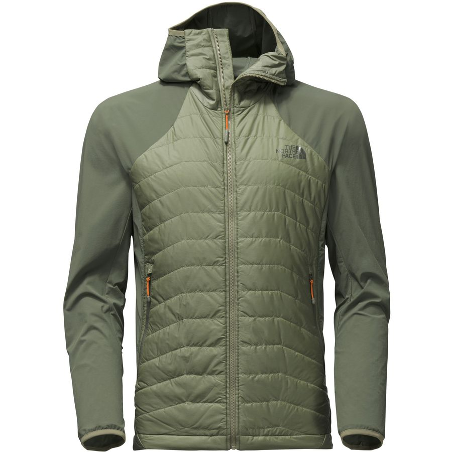 The North Face Progressor Insulated Hybrid Hooded Jacket - Mens