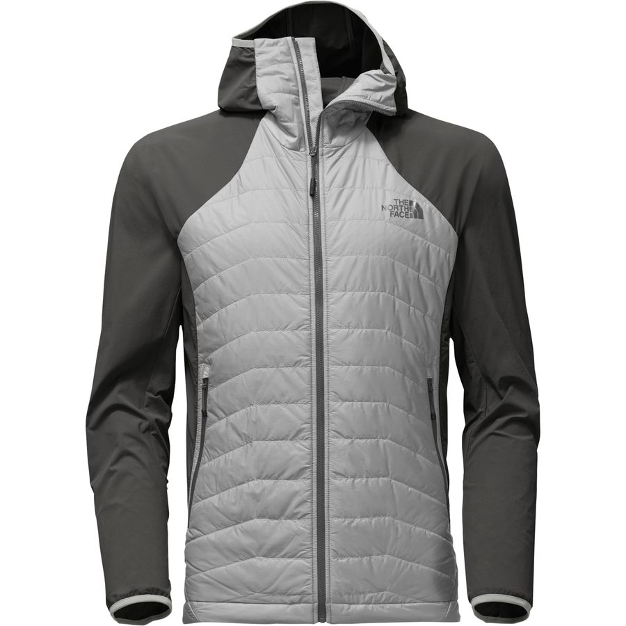 The North Face Progressor Insulated Hybrid Hooded Jacket