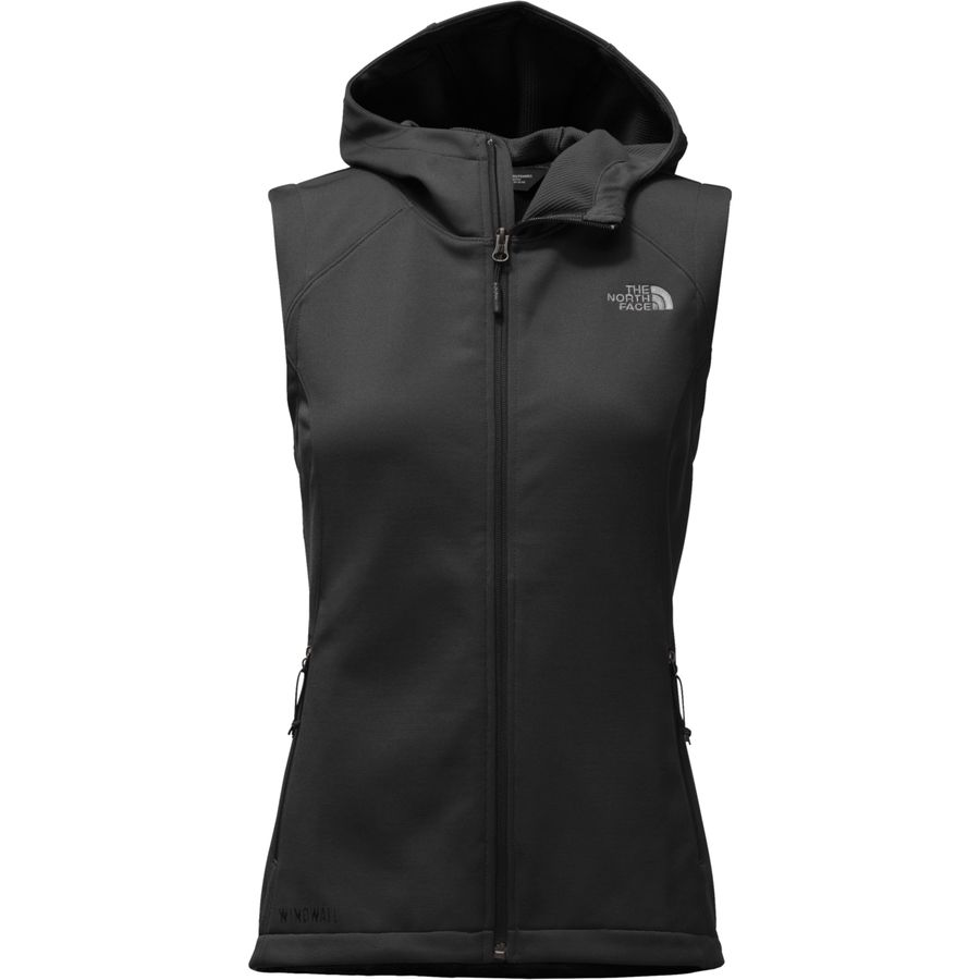 f6702ffcd5 The North Face - Canyonwall Hooded Vest - Women s - Tnf Black
