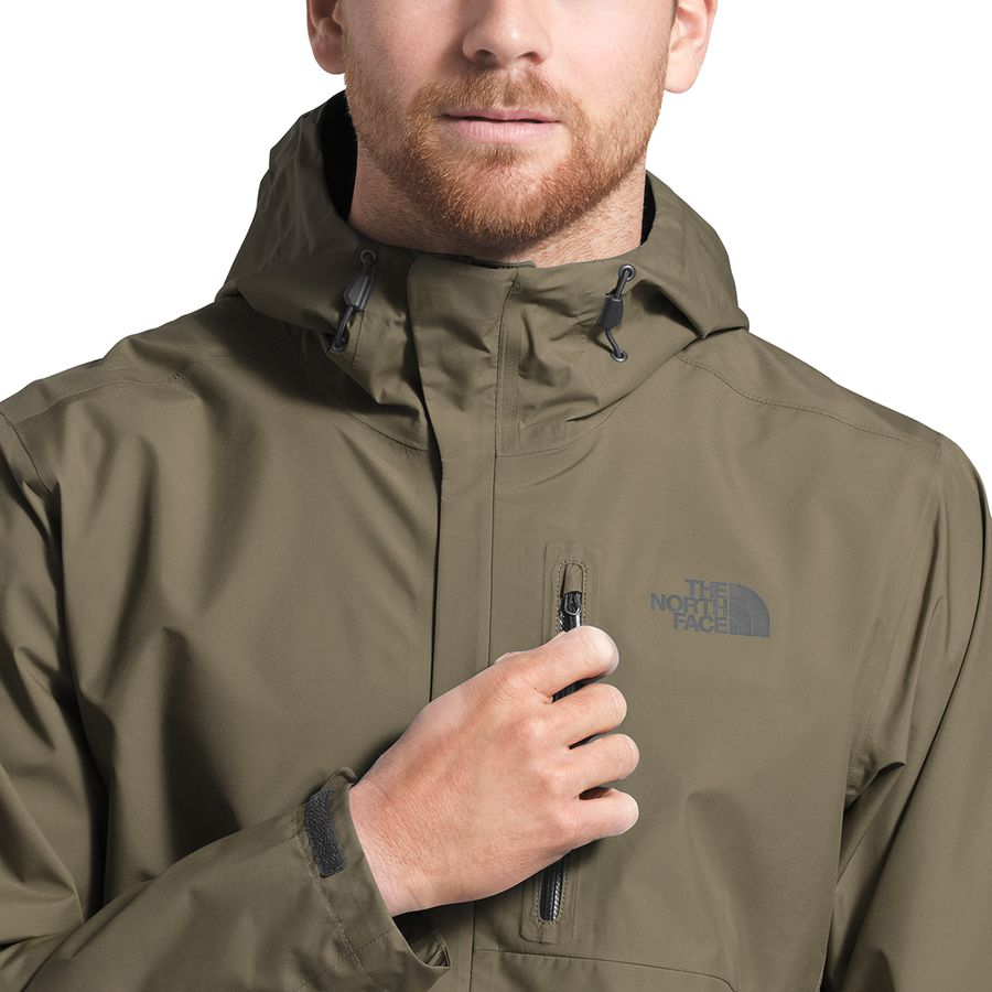 593c2f738 The North Face Dryzzle Hooded Jacket - Men's