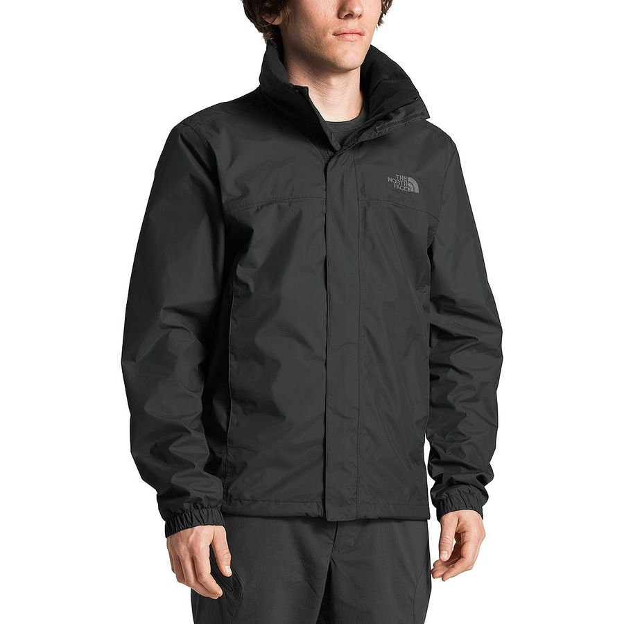 991b8bb2468ce The North Face - Resolve 2 Hooded Jacket - Men's - Tnf Black/Tnf Black