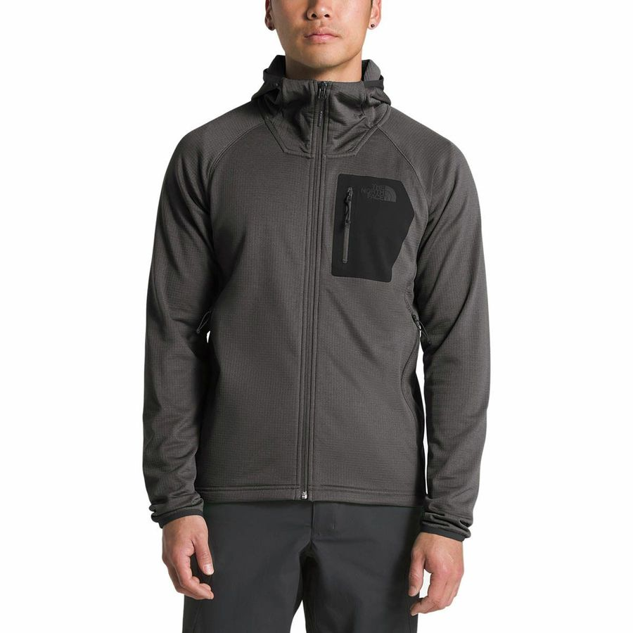The North Face Borod Hooded Fleece Jacket - Mens