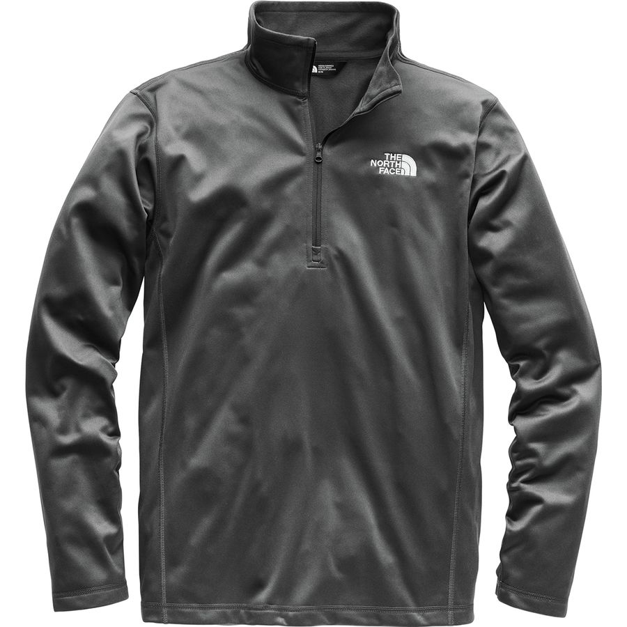 The North Face Tech Glacier Fleece Pullover - 1 4-Zip - Men s ... a7eb525f0