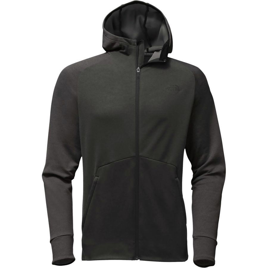 the north face versitas full zip hoodie men 39 s. Black Bedroom Furniture Sets. Home Design Ideas