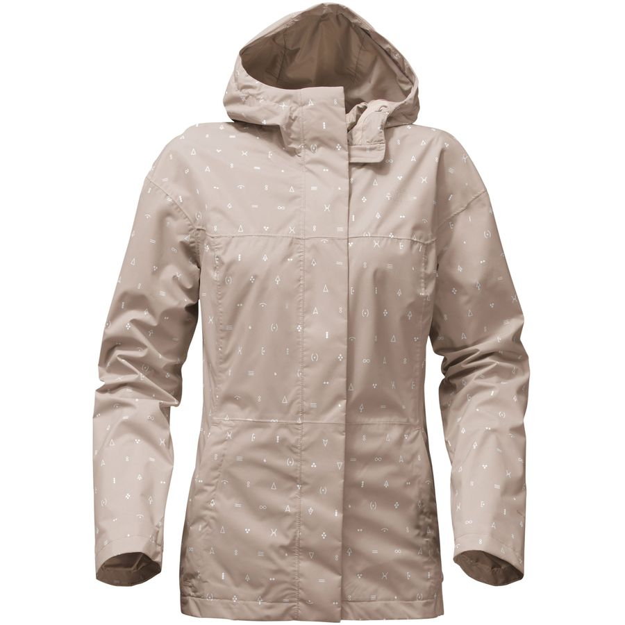 The North Face Folding Travel Jacket - Womens