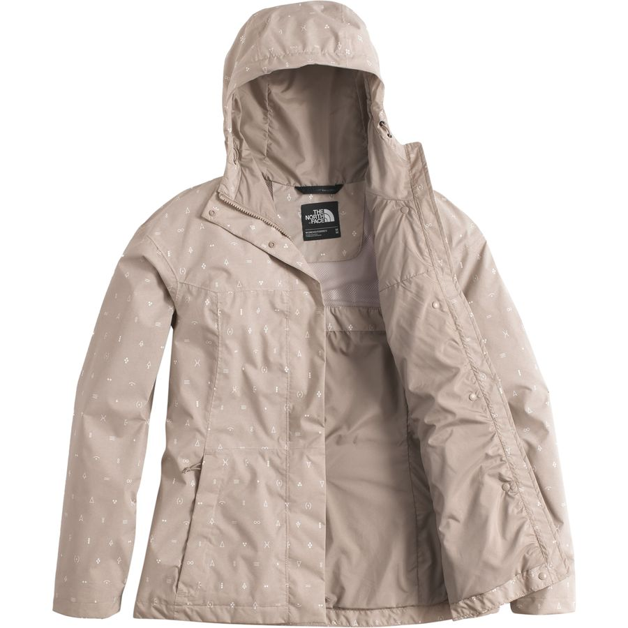 The North Face Folding Travel Jacket Women S