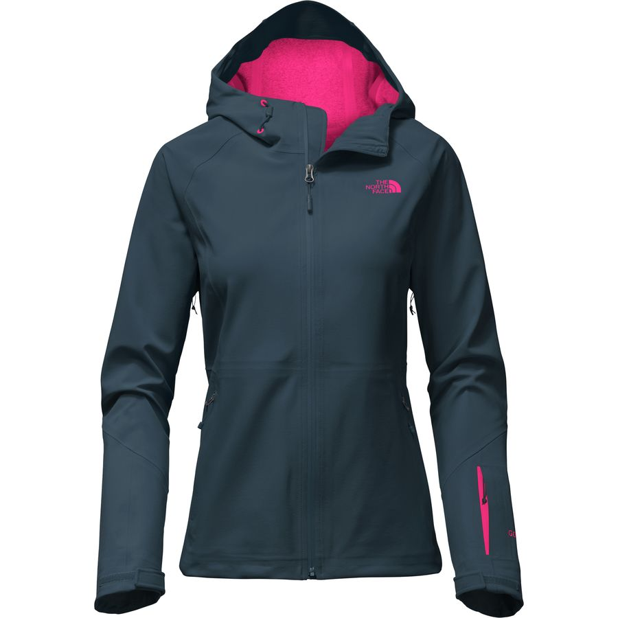 The North Face Apex Flex GTX Hooded Jacket - Womens