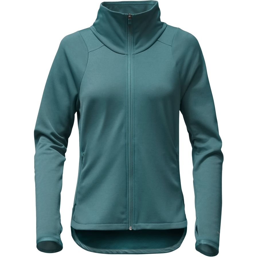 North face fleece jacket women