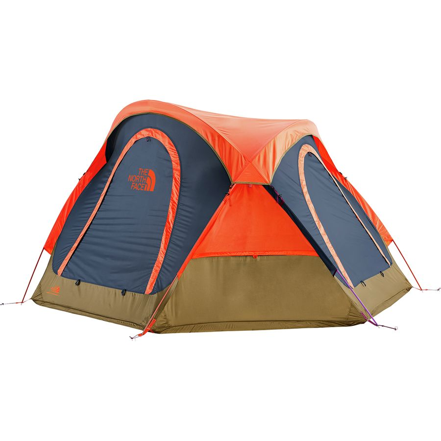 3d81b1af6 The North Face Homestead Domey 3 Tent: 3-Person 3-Season