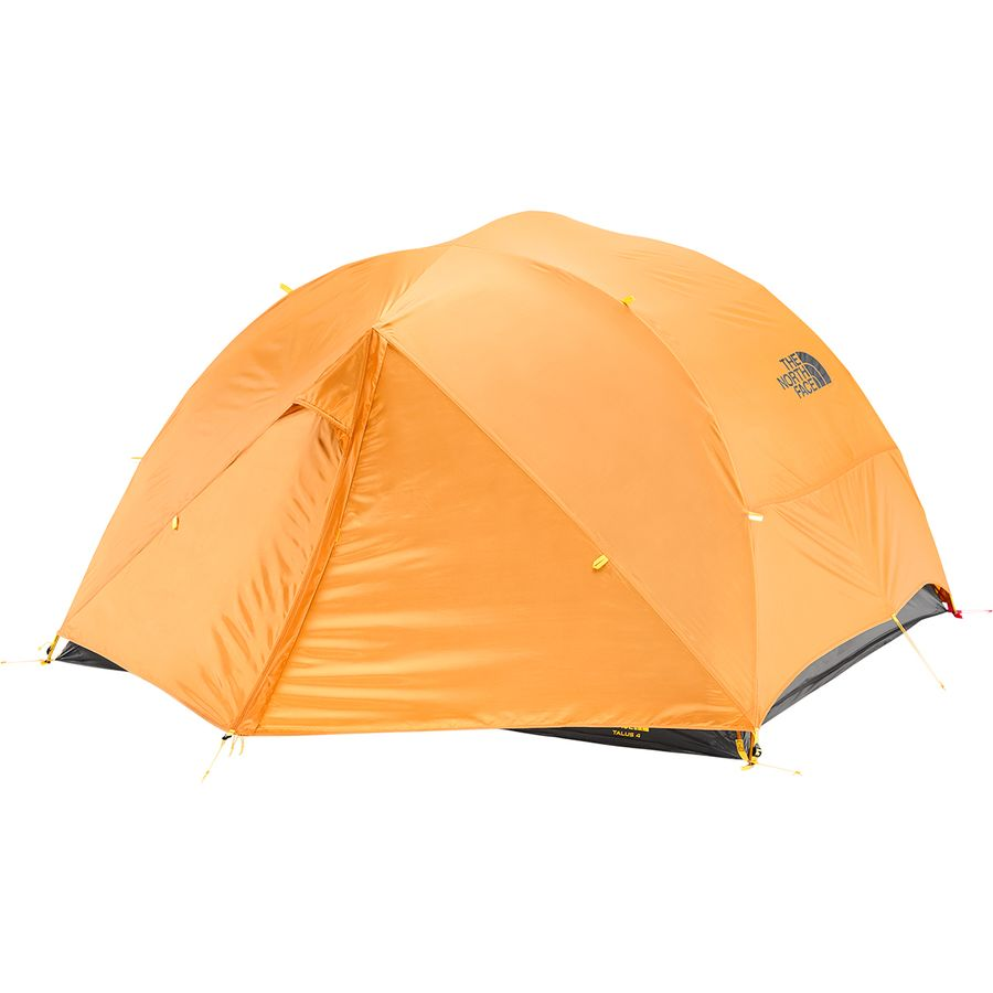 The North Face - Talus 4 Tent 4-Person 3-Season - Golden  sc 1 st  Backcountry.com & The North Face Talus 4 Tent: 4-Person 3-Season | Backcountry.com