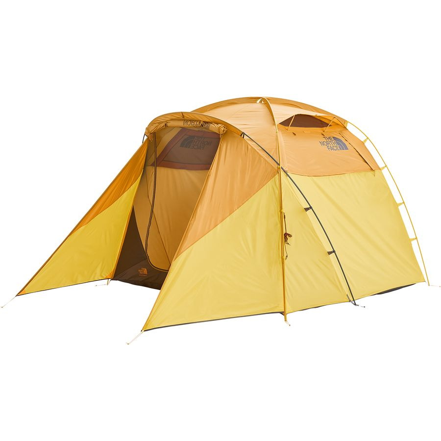 The North Face - Wawona 4 Tent 4-Person 3-Season - Golden  sc 1 st  Backcountry.com & The North Face Wawona 4 Tent: 4-Person 3-Season | Backcountry.com