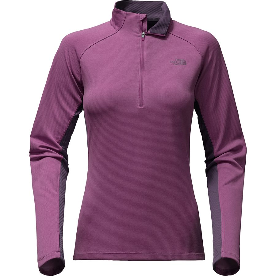 The North Face Ambition 1/4-Zip Shirt - Womens