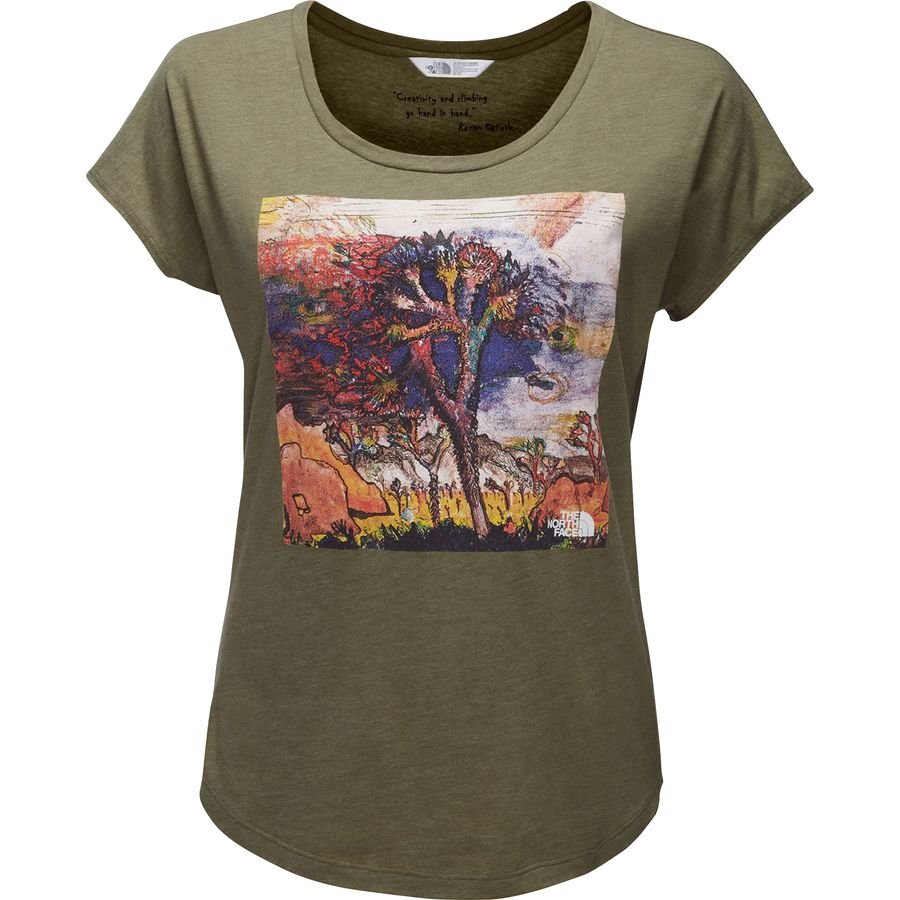 The North Face Renan T-Shirt - Womens