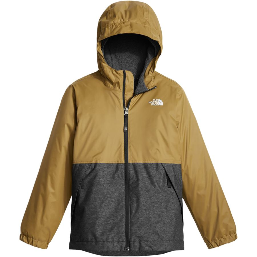 32359d410 The North Face Warm Storm Hooded Jacket - Boys'