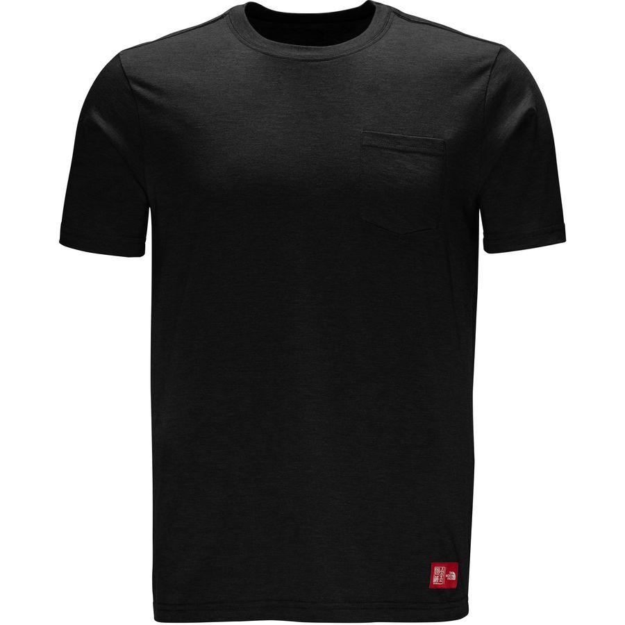 The North Face Jimmy Chin Pocket Short-Sleeve T-Shirt Men