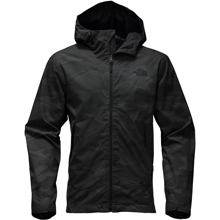 THE NORTH FACE MILLERTON JACKET 753 TNF BLACK CAMO