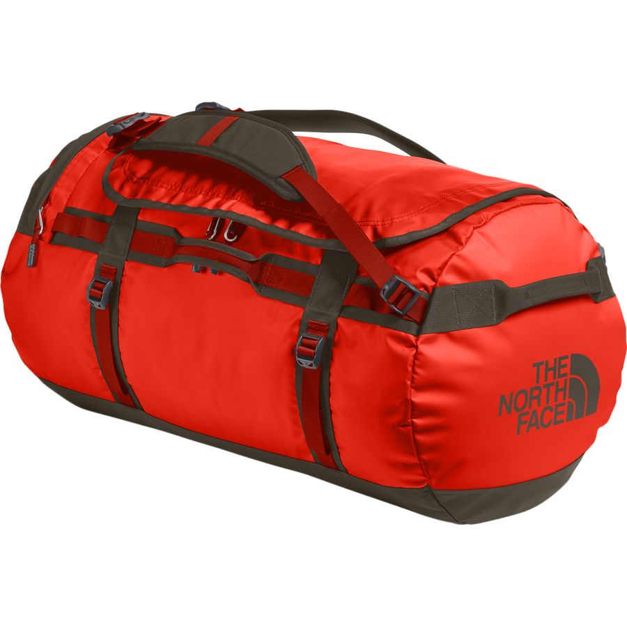 The North Facebase Camp 50l Duffel 3051cu In