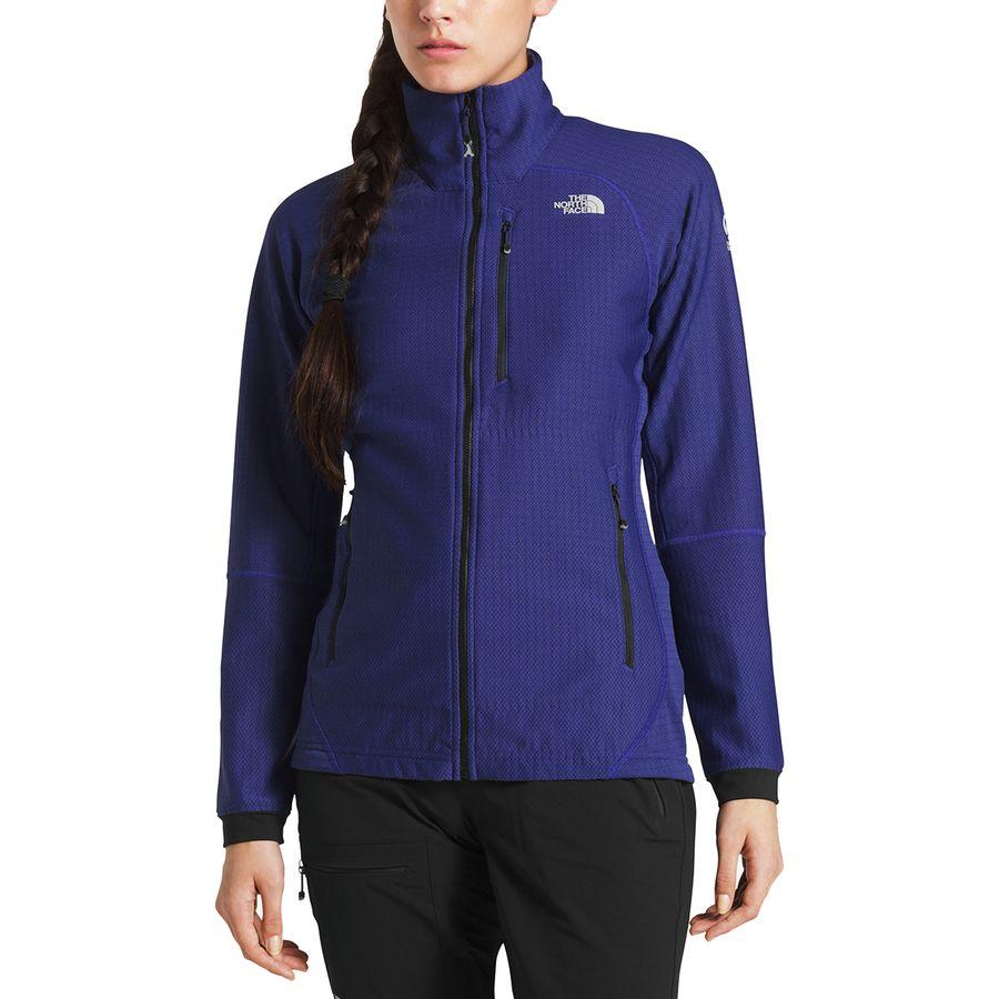 37fa9c2e8 The North Face Summit L2 Fuseform Grid Fleece Jacket - Women's