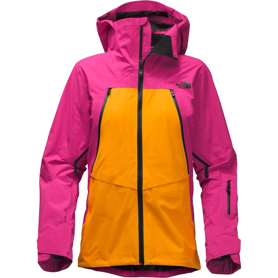 The North Face - Purist Triclimate 3-In-1 Jacket - Women's - Zinnia