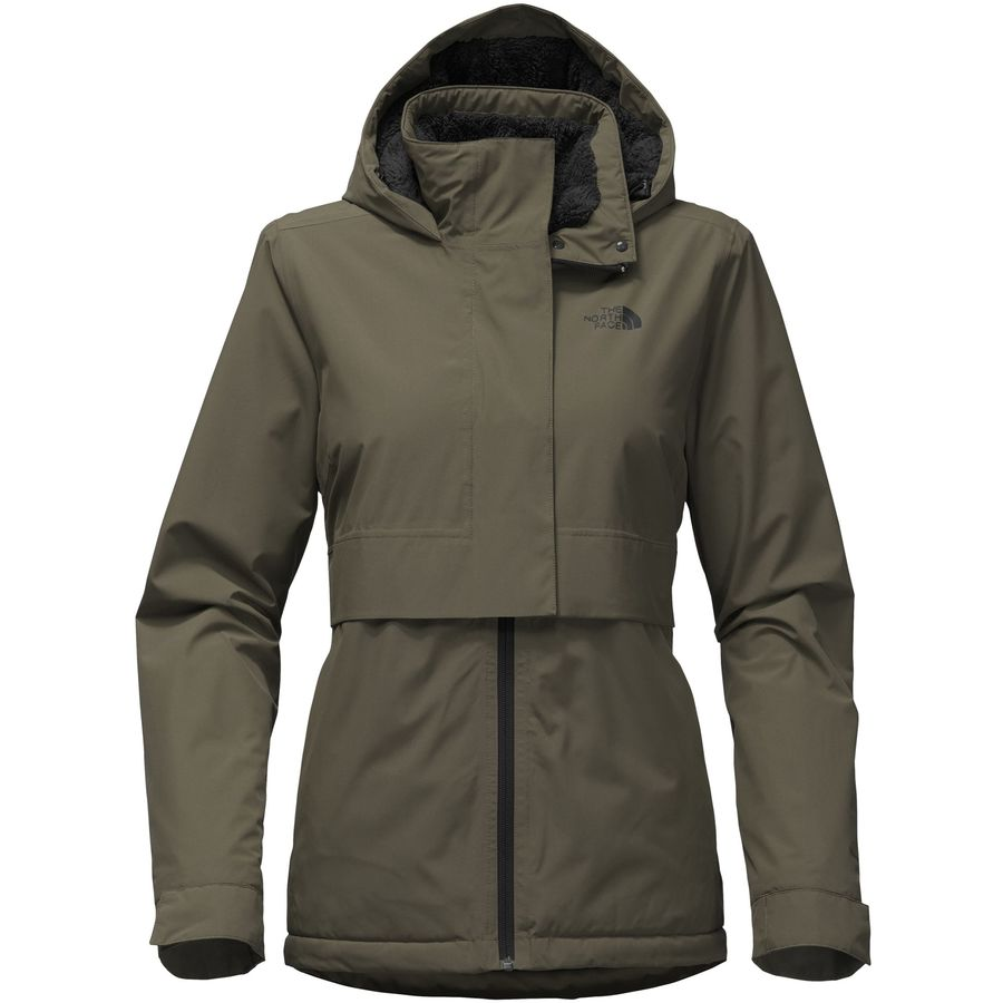 The North Face Morialta Hooded Jacket - Womens