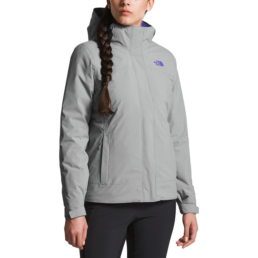 The North Face Carto Triclimate Hooded 3-In-1 Jacket - Women s ... 8ae9a8d7b350