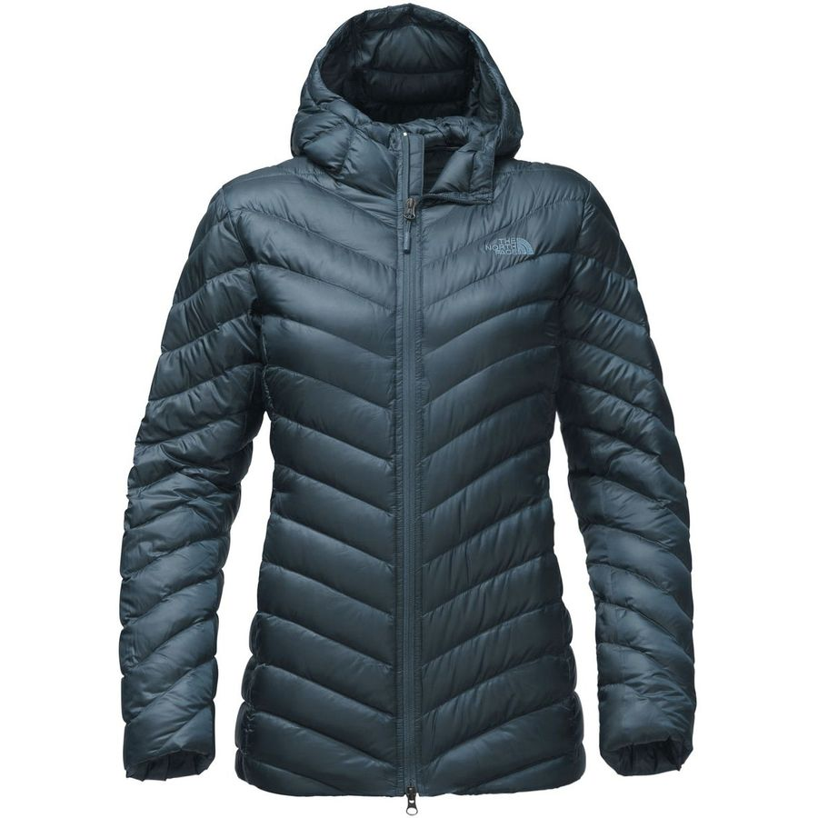 The North Face Trevail Hooded Down Parka - Womens