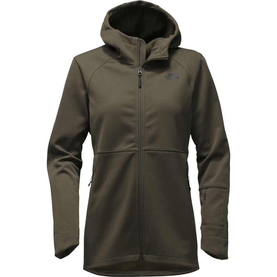 The North Face Apex Risor Hooded Softshell Jacket - Womens