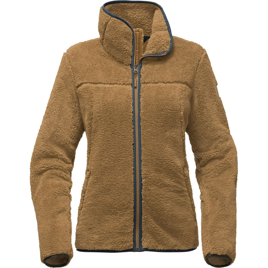 The North Face Campshire Fleece Jacket - Women's | Backcountry.com