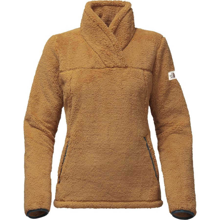 The North Face Campshire Fleece Pullover - Women's | Backcountry.com