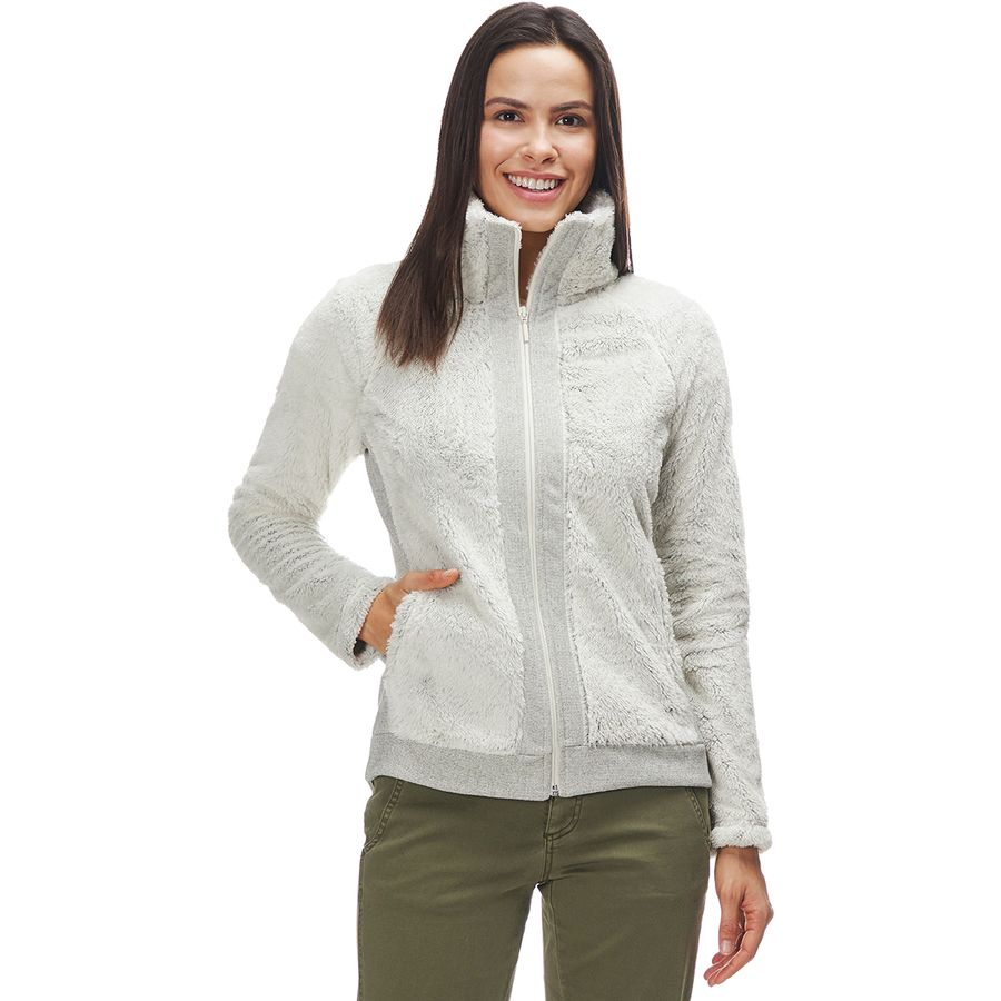cf0cb3bd3 The North Face Furry Fleece Jacket - Women's