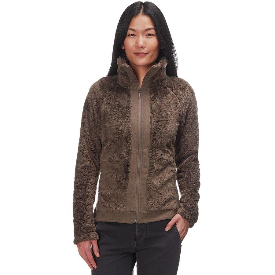 93dcb61a0f The North Face Furry Fleece Jacket - Women s