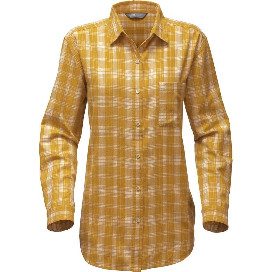 The North Face Boyfriend Shirt - Long-Sleeve - Womens